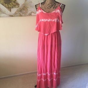 Dresses & Skirts - Nwt maxi dress tie die